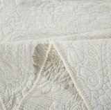 シングル・ベッドの卸売ポリエステル洗濯できる代わりとなるキルト
