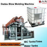 Machine de soufflage de corps creux de réservoir d'IBC