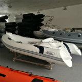 Liya 3.8m中国のデラックスな肋骨のボートの高速のボート