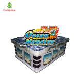 Tabela de jogo video positiva do rei 2 pesca do oceano da máquina de jogo da arcada do caçador dos peixes que joga