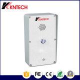 Intercomunicación Knzd SIP-45 Teléfono público con el sistema de entrada integrada
