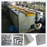 Janela de PVC de extrusão de perfis de entroncamento da linha de produção