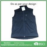 Veste impermeável de Softsell do revestimento da cintura das mulheres da forma