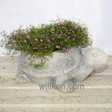 Flowerpots di rivestimento del granito del Figurine dell'istrice da vendere