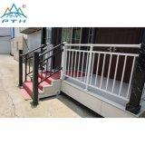 Casa de acero ligera modular del chalet del bajo costo de la fabricación de China