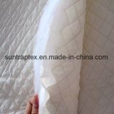 210t de nylon die Stof van de Taf met 1.5cm Diamant voor Kledingstuk wordt gewatteerd