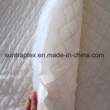 Tejido de tafetán de nylon 210t con 1,5cm Diamond acolchado para prenda
