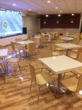 Presidenze di legno moderne delle Tabelle del ristorante della mobilia del ristorante