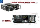 30-88MHzのDmrの無線通信解決のためのDmr及びアナログの基地局の対面ラジオ
