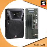 15 Zoll PROaktiver Plastiklautsprecher PS-5515abt USB-200W Ableiter-FM Bluetooth
