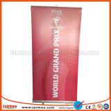 Отображения пользовательских печатных алюминиевый рулон баннер подставки
