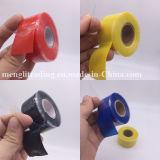 중국 까만 노란 파란 각자 융합 테이프 방수 Self-Sealing 테이프