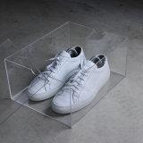 Nach Maß freier Plexiglas-Schuh-Ablagekasten-Fach-Typ