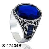 새로운 남자를 위한 디자인 형식 보석 925 은 반지
