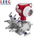 Émetteur sec élevé de pression différentielle de l'Ex-Épreuve 4-20mA de surcharge