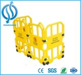 Einziehbare Sicherheitsschranke/faltende Verkehrs-Sperre/Plastikverkehrs-Sperre