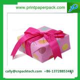 カスタムボール紙のギフト用の箱のクラフト紙ボックスカスタム形ボックス
