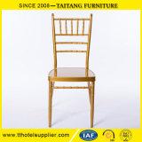 カスタマイズされたカラーのTiffanyの椅子のChiavariの宴会の結婚式の椅子