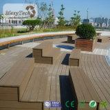 Plancher en bois composite en bois massif WPC