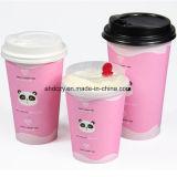 ふたが付いている低い利益の高品質8ozの再使用可能なコーヒーカップ