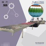 Chaîne de production composée de feuille/tuile de toit de PVC