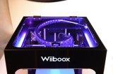 Automóvil que nivela la impresora de escritorio 3D de la máquina rápida de la creación de un prototipo de la alta exactitud
