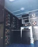 4X2 горячее сбывание СИД рекламируя тележку индикации корабля 70kw напольную