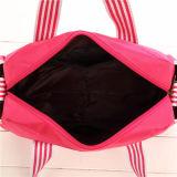Le Duffle de course de mode de polyester folâtre le sac de bagage de sac à main