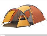 容易なキャンプポリエステルキャンプテント