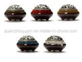 Bruciatore di incenso decorativo di ceramica del mestiere della porcellana calda di vendita dell'OEM