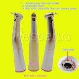 1:5 dental do diodo emissor de luz de Handpiece do anel vermelho que aumenta Contra o ângulo