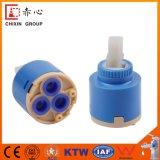 Simple-Joint de 40mm ne tournant pas au ralenti la cartouche en céramique pour le robinet/taraud/salle de bains/tuyauterie/pièces de rechange sanitaires