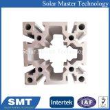 Perfil de aluminio OEM para uso industrial.