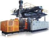 Machine automatique de soufflage de corps creux d'extrusion pour le flottement en plastique