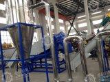 Los residuos de reciclaje de bolsas tejidas PP BOPP Lavadora