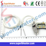 Elemento de calefacción eléctrico modificado para requisitos particulares del poder más elevado de alta densidad