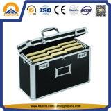 이동할 수 있는 사업 상자를 잠가서 문서화한다 저장 케이스 (HP-2107)를