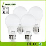 6W E26 Dämmerung des Tageslicht-5000K LED zur Dämmerungs-Fühler-Glühlampe (Selbstan/aus) für Garage-Hallen-Garten-Yard