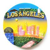 Célèbre USA Tourist Spots Cadeau souvenir Polyresin Fridge Magnet 3D