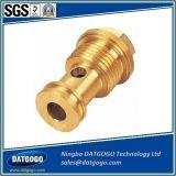Precisonは部品CNCの黄銅の回転部品を機械で造った