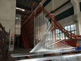 Profil en aluminium spécial pour la grande machine médicale d'extrusion de 7000 tonnes