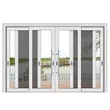 Особая конструкция высокого качества Luxury Villa стекла боковой сдвижной двери