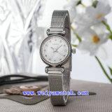 El reloj de la promoción modifica los relojes para requisitos particulares impermeables (WY-017D)