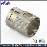 Часть CNC меди бросания трубопровода высокой точности подвергая механической обработке