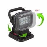 Светодиодные лампы Auto 7 дюймовый светодиодный индикатор поиска 60W Вращающийся пульт дистанционного управления индикатор дальнего света