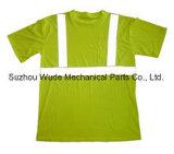 UPT005 100% Kostuum van de Arbeid van de Overall van de T-shirt van de Kokers van het Overhemd van het Polo van de Polyester het Korte