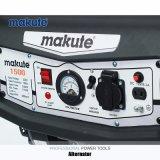 Makute Silent бензин переносной генераторной установки дизельного двигателя