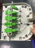 Los productos de FTTH, cableado de los puntos de Óptica Pasiva Caja de bornes especiales.