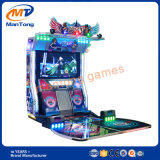 Hot Sale heureux DANCING MACHINE avec des voyants LED et divers types de danses Dance central 3