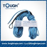 Tr-04 Hand Anchor Winch Dyneema Synthetic 4X4 Winch Rope with Hook Thimble Sleeve Packed ace Full Set